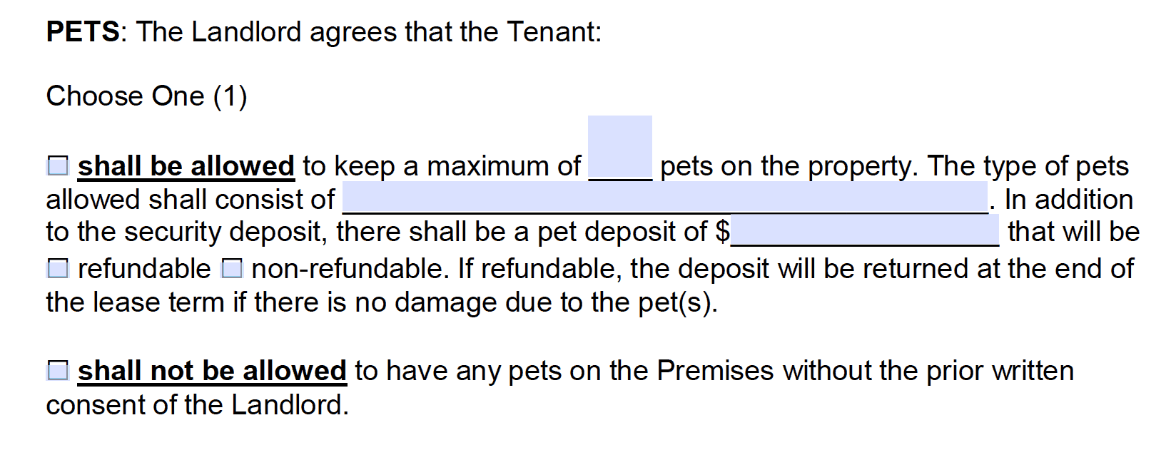 Free MonthToMonth Rental Agreements  Pdf And Word Templates